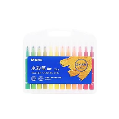cheap Office & School-1 pcs 24 Colors M&G ACPN0202 Water Color Pen