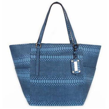 783c2b22b9f1 Women's Bags PU(Polyurethane) Tote Snakeskin Yellow / Almond / Fuchsia