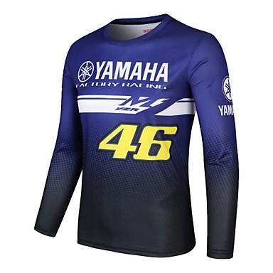 Asie velikost moto gp tým pánské závodní oblečení na koni off-road motocykl oblečení závodní dres