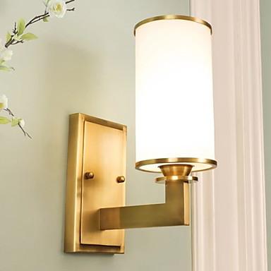 Nuevo diseño Contemporáneo moderno Lámparas de pared Dormitorio / Interior Metal Luz de pared 220-240V 40 W