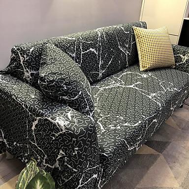 غطاء أريكة هندسي / كلاسيكي مطبوع بوليستر الأغلفة