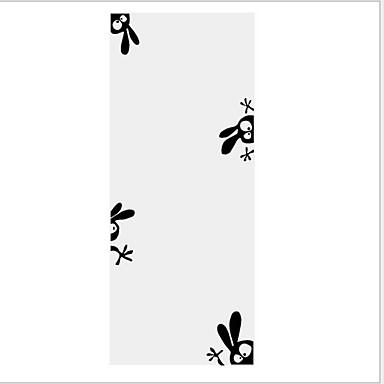 Koriste-seinätarrat - Lentokone-seinätarrat Muodot Sisällä