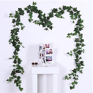 Keinotekoinen Flowers 1 haara Klassinen Näyttämötarpeet Pastoraali Tyyli Kasvit Eternal Flowers Seinäkukka