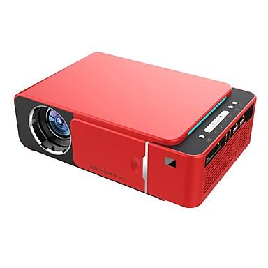 billige Projektorer-UNIC T6 LCD Projektor 6000 lm Brukerstøtte / 4K / WXGA (1280x800) / ±30°