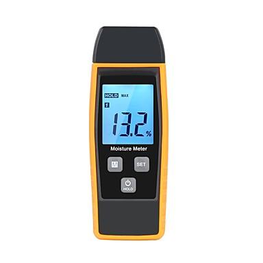 voordelige Test-, meet- & inspectieapparatuur-LITBest Wood Moisture Tester Vochtmeting 0-80% Automatisch uit / Geschikt