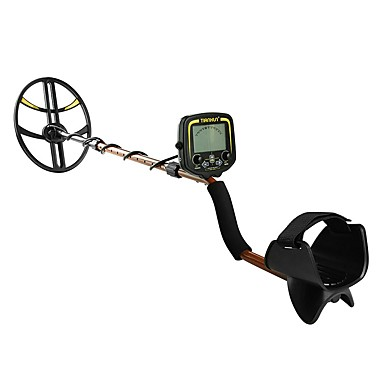 High Sensitivity High Performance Metal Detector TX-850 Underground Metal Detector Treasure Hunter Metal Finder Tool with Earphone