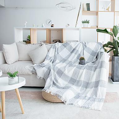 sohva tyyny Kasvit / Classic / Moderni Jakardi Polyester / puuvilla / 100% puuvilla slipcovers