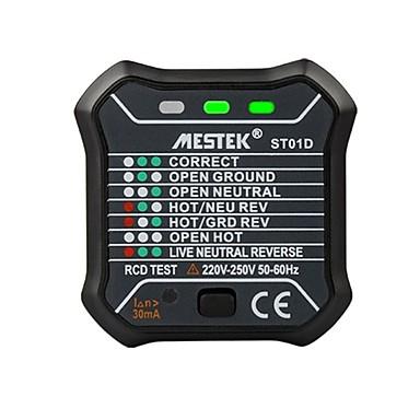 voordelige Test-, meet- & inspectieapparatuur-MESTEK ST01E Andere meetinstrumenten 220-250V Lichtgewicht / Meten / Pro
