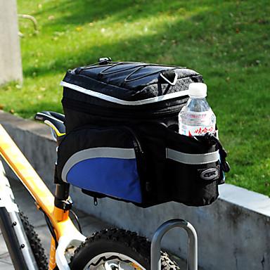 Pyörän tavaralaukut Vedenkestävä Kannettava Sateen kestävä Pyörälaukku Teryleeni Pyörälaukku Pyöräilylaukku Pyöräily Ulkoliikunta Pyörä