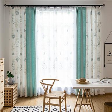 Intellective Paese Vita Privata Un Pannello Tenda Sala Studio - Ufficio Curtains #07229772 Quell Summer Thirst
