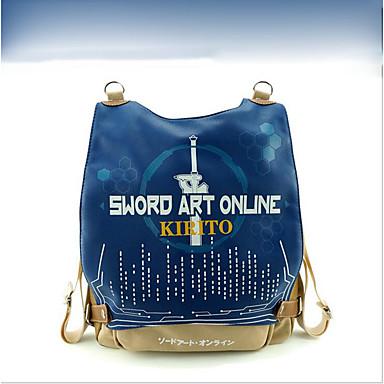 Vendita Calda Per Uomo Sacchetti Tela Zaino Per La Scuola Cerniera Blu Scuro #07294974