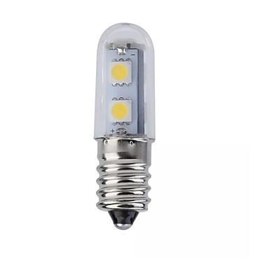 1kpl 1 W LED-maissilamput 280 lm E14 7 LED-helmet SMD 5050 220-240 V