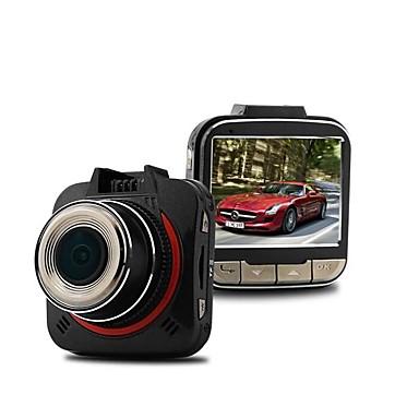 billige Bil-DVR-1080p HD / Oppstart automatisk opptak Bil DVR 170 grader Bred vinkel 5 MP CMOS 2 tommers TFT / LCD Dash Cam med G-Sensor / Bevegelsessensor / Loop-opptak Bilopptaker