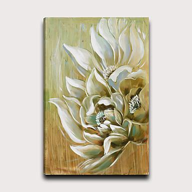 Painettu Pingoitetut kanvasprintit - Kasvitiede Moderni Moderni Art Prints