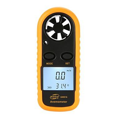 voordelige Test-, meet- & inspectieapparatuur-peakmeter pm6501 lcd-display digitale thermometer met k-type thermokoppel termometro met datangreep