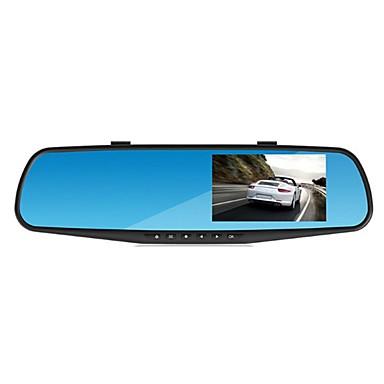 voordelige Automatisch Electronica-1080p HD Auto DVR Wijde hoek 4.3 inch(es) LED Dash Cam met GPS / G-Sensor / Parkeermodus Autorecorder