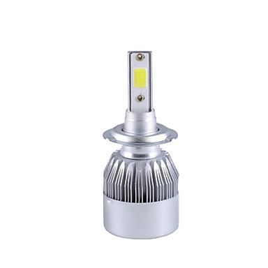 2pcs Auto Lamput COB LED Ajovalo Käyttötarkoitus 2018
