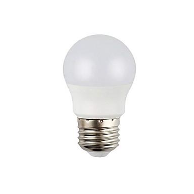 abordables Ampoules électriques-1pc 3 W Ampoules Globe LED 240 lm E26 / E27 8 Perles LED SMD 2835 Décorative Blanc Chaud Blanc Froid 12 V