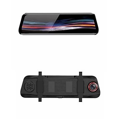 billige Bil-DVR-Anytek T11+ Nytt Design / Kul Bil DVR 150 grader Bred vinkel 9.7 tommers Dash Cam med WIFI / Night Vision / G-Sensor Bilopptaker