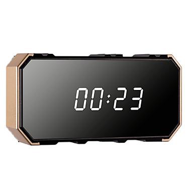 домашние электронные часы wifi цифровой дисплей будильник 1080p мониторинг будильник