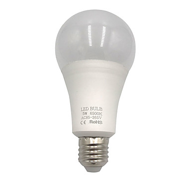 BRELONG® 1pc 5 W LED Globe Bulbs 850 lm E26 / E27 5 LED Beads SMD 2835 Creative Decorative Cool 85-265 V