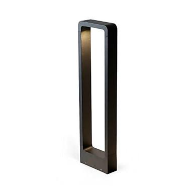 billige Utendørsbelysning-QINGMING® 1pc 7 W plen Lights Vanntett Varm hvit / Kjølig hvit 220-240 V / 110-120 V Utendørsbelysning / Courtyard / Have 1 LED perler