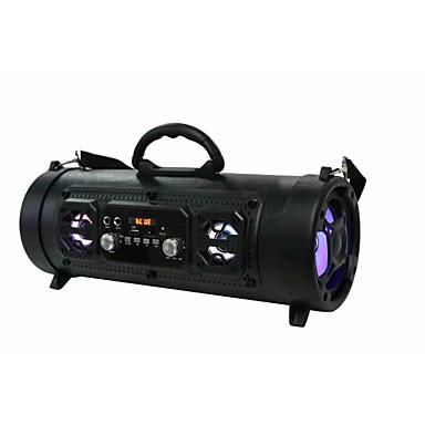 m17 haut-parleur sans fil bluetooth extérieur portable 15w lourd canon carte multifonction son de danse carrée