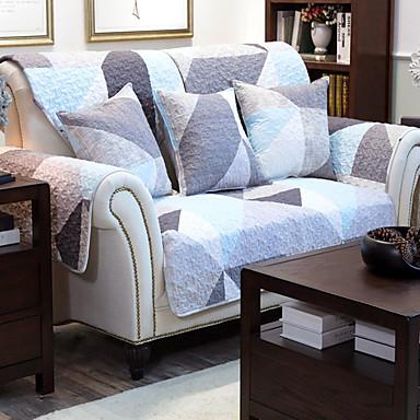 povoljno Navlake-Sofa Cover / Kauč jastuk Suvremeno Prošiveno Pamuk Presvlake
