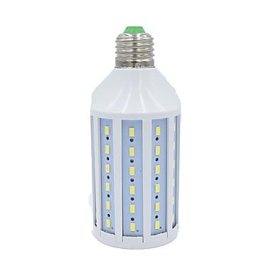 abordables Ampoules électriques-1pc 20 W Ampoules Maïs LED 3000 lm E26 / E27 T 75 Perles LED Blanc Chaud Blanc 85-265 V