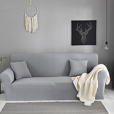 povoljno Dom i vrt-kauč poklopac visoko rastegljiva kauč presvlaka super mekan tkanina kauč pokriti s elastičnim dnom