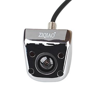 voordelige Automatisch Electronica-ZIQIAO 720 x 480 CCD Bekabeld 170 graden Achteruitrijcamera Waterbestendig voor Automatisch