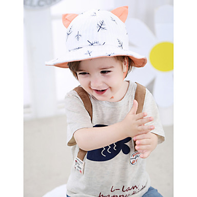 Lovely Toddler Baby Girl Boy Sun Beach Hat Baby Kids Girls Solid Cotton Sun Cap Summer Outdoor Dependable Performance Accessories
