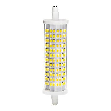 abordables Ampoules électriques-ywxlight dimmable r7s ampoule led 118mm 18w 2200lm, équivalent ampoules halogènes linéaires 200w, lampe de projecteur led r7s j118