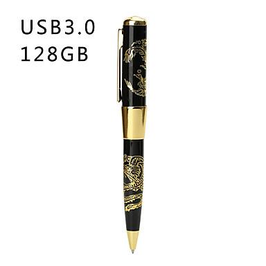 יצירתי USB 3.0 פלאש מקל עט כונן U דיסק להחלפה הכדור נקודת עט - -