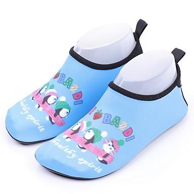 בנים / בנות נוחות סינטטיים נעלי אתלטיקה פעוט (9m-4ys) / ילדים קטנים (4-7) כחול בהיר / שקד / כחול ים קיץ