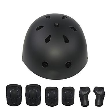 abordables Trottinettes, Skateboards & Rollers-Unisexe Équipement de protection / Support pour Main & Poignet / Skateboarding Helmet pour Chaussures de Skate / Skateboard Jeune 4 Nylon PVA / EVA