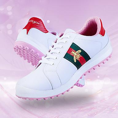 בגדי ריקוד נשים נעלי גולף עמיד למים נושם נגד החלקה נוח גולף מבוגרים