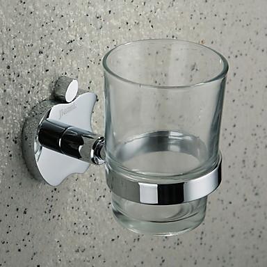 מחזיק למברשת שיניים עיצוב חדש / מגניב מודרני פלדת על חלד 1pc מותקן על הקיר