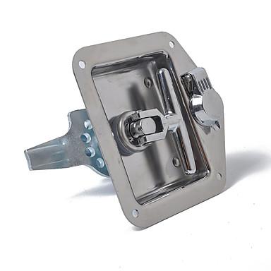 tanie Alarmy samochodowe-składane zamki do drzwi uchwytu wygięta przyczepa do przyczepy z przyczepą kempingową