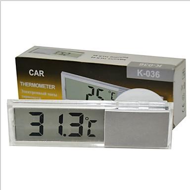 סוג רכב lcd רכב רכוב מדחום דיגיטלי celsius fahrenheit חיצוני חיישן בודק אלקטרונית