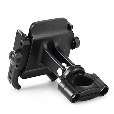 אופנוע סגסוגת אלומיניום שונה בעל הטלפון מגניב סגנון 360 סיבוב סוגר