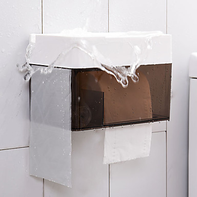 אחסון לקומטיקה פשוט מודרני עכשווי / אופנתי פלסטיק 1set עיטור אמבטיה