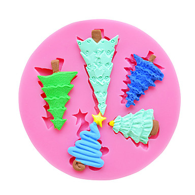 1pc ג'ל סיליקה מקסים Creative מטבח גאדג'ט עשה זאת בעצמך עבור כלי בישול עוגות Moulds כלי Bakeware