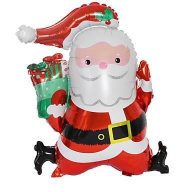 קישוטים לחג חגים ומועדים חפצים דקורטיביים דקורטיבי אדום 1pc