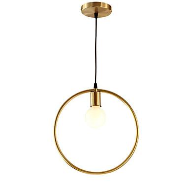 QIHengZhaoMing Privjesak Svjetla Ambient Light Brass Metal 110-120V / 220-240V Meleg fehér