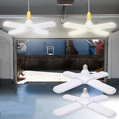 billige Elpærer-2pcs 60 W LED-globepærer 300 lm E26 / E27 304 LED perler SMD 2835 Nytt Design Varm hvit Hvit 90-265 V