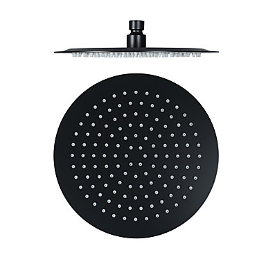 Contemporary Rain Shower Painted Finishes Feature - Shower, Shower Head