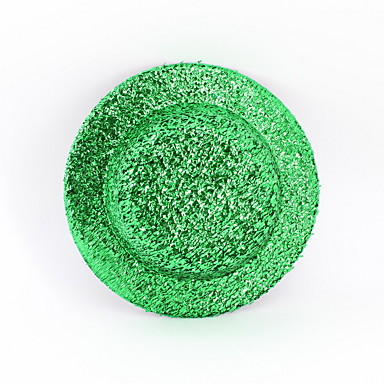abordables Coiffes-Tissu Non-Tissé / Feuille d'or Coiffure avec Métal / Ornement 1 Pièce Décontracté / Usage quotidien Casque