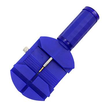baratos Relógios Homem-pulseira de relógio pulseira link link pulseira de relógio cadeia ajustador removedor reparação ferramenta azul