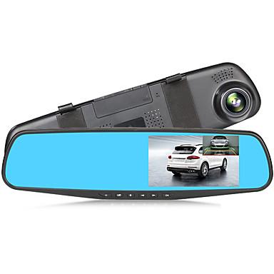 halpa Auto-DVR-yökuvaus auto auto dvr kameran taustapeili digitaalinen videonauhuri automaattinen videokamera kojelauta cam fhd 1080p yksi len rekisteröijä